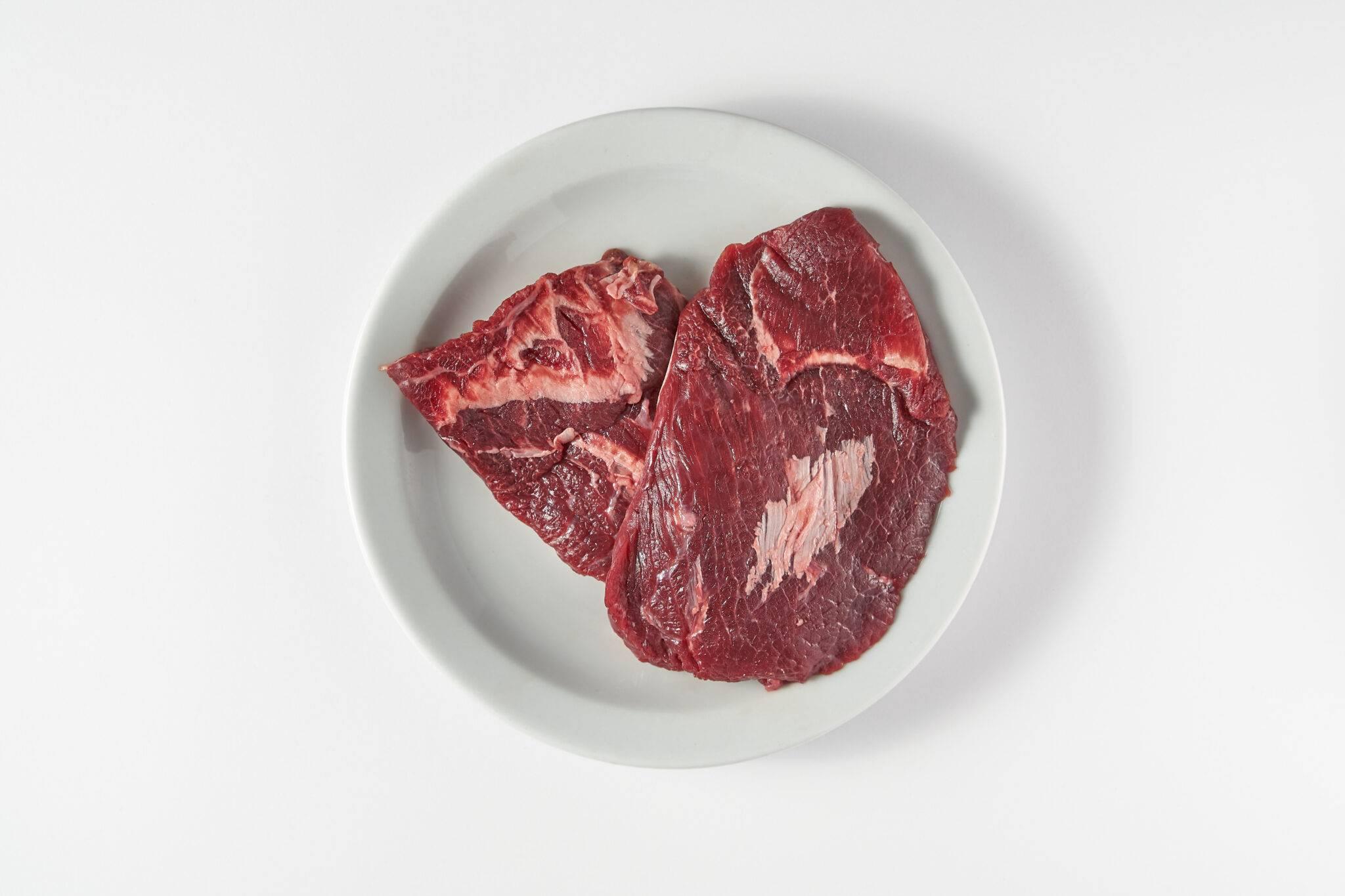 Vleesch & Co Runderwangen