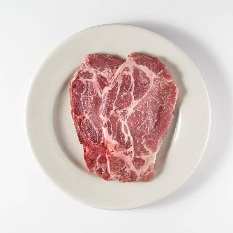 Vleesch & Co schouderkarbonade van scharrelvarken