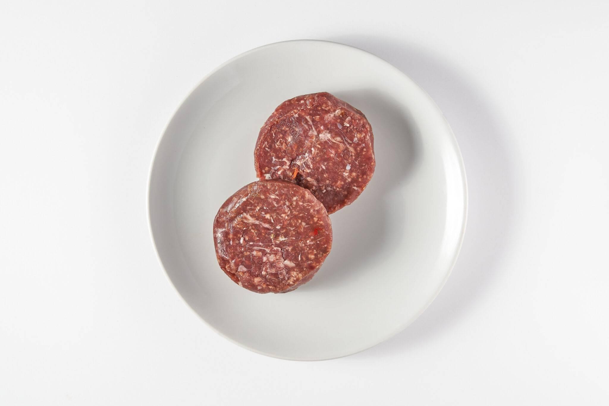 Vleesch & Co wildburger