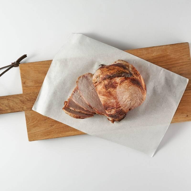 Vleesch & Co Ambachtelijke Beenham van scharrelvarken