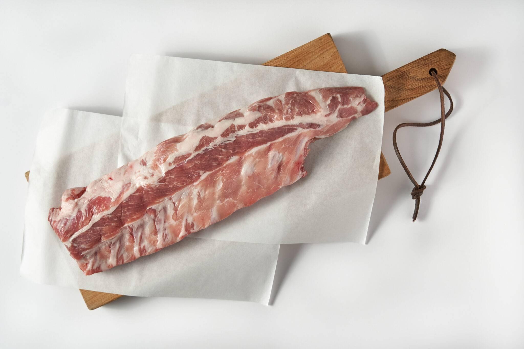 Vleesch & Co Spareribs van scharrelvarken