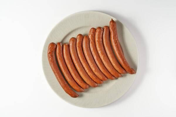Vleesch & Co Ambachtelijke Knakworst van scharrelvarken