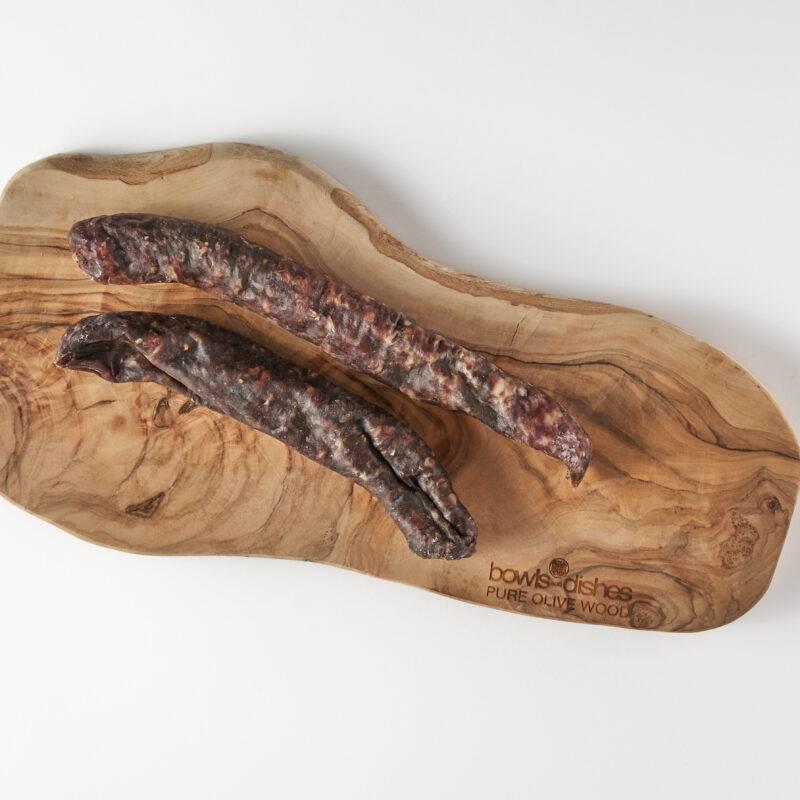 Vleesch & Co Droge worst Veluws hert