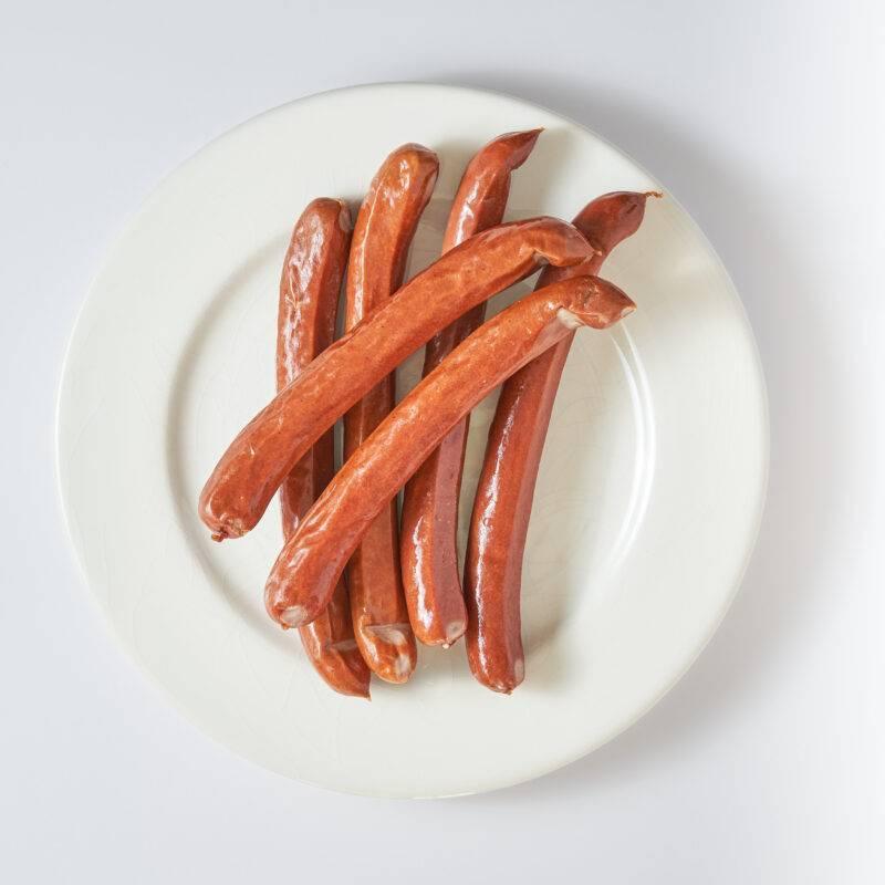 Vleesch & Co runderknakworst
