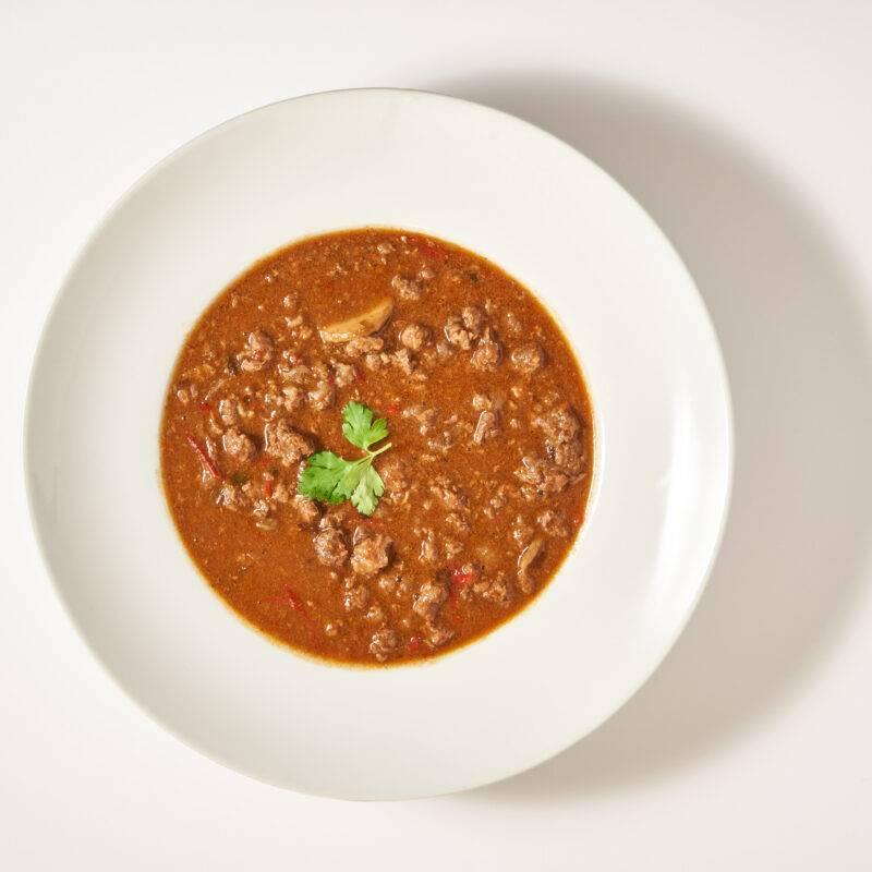 Vleesch & Co goulash kant & klaar